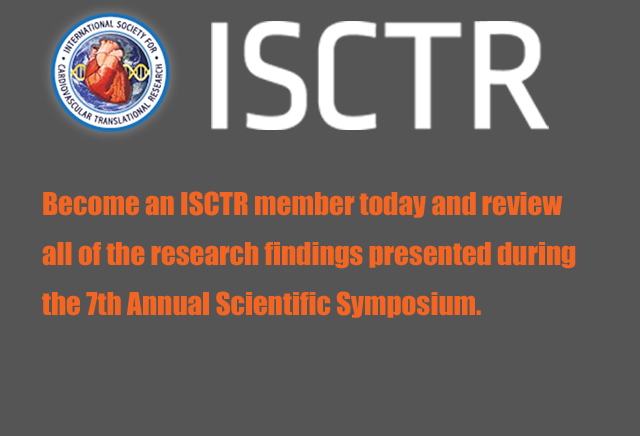 Join ISCTR Today!